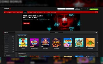 Screenshot 2 Betsafe Casino