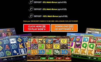 Screenshot 3 Captain Cooks Casino