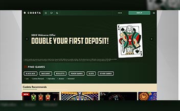 Screenshot 4 Codeta Casino
