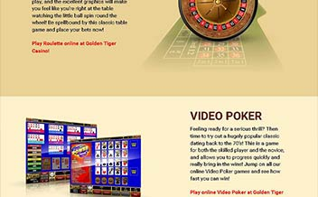 Screenshot 3 Golden Tiger Casino