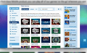 Screenshot 2 Nordicbet Casino