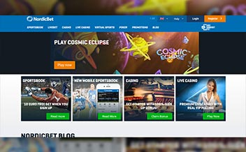 Screenshot 3 Nordicbet Casino
