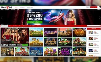 Screenshot 4 Magic Red Casino